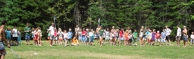 Field Games at Nichols Day Camps